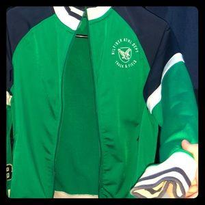 Im selling a green/blue vest